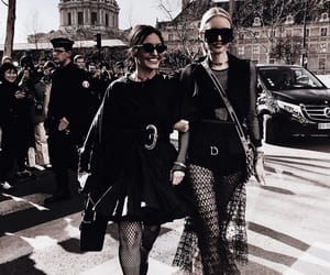 besties, classy, and dior image