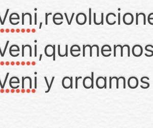 frases, revolucin, and fuego image
