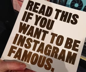 famous and instagram image