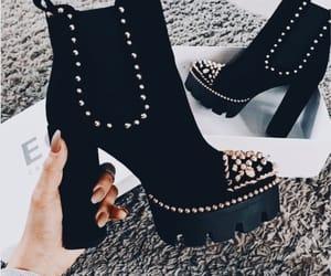 boots, heels, and high heels image