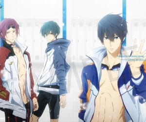 anime, handsome, and free! image