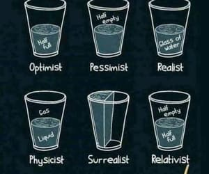 glass, quotes, and thoughts image