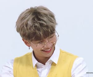 gif, glasses, and run bts image
