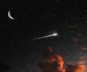 sky, stars, and wallpaper image