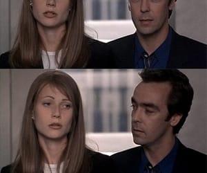 movie, sliding doors, and actress image