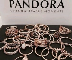accessories, pandora, and jewelry image