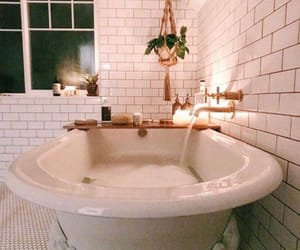 home and bathroom image