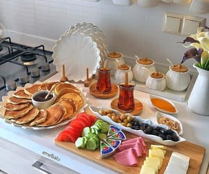 breakfast, food, and decor image