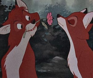 love, disney, and fox image