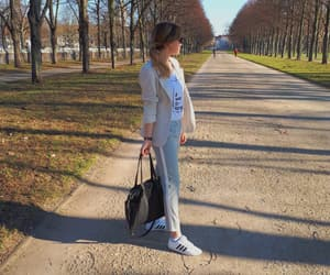 bag, chic, and nature image