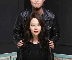 gary, running man, and song ji hyo image
