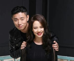 running man, song ji hyo, and kang gary image