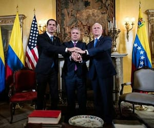 colombia, usa, and freedom image