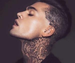 tattoo, stephen james, and boy image
