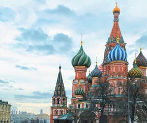 moscow, russia, and Red Square image