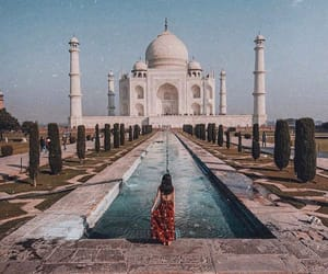 travel and india image