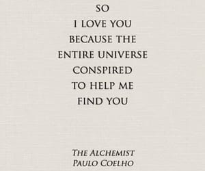 quotes, love, and universe image