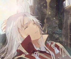 anime, cry, and sad image