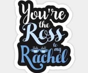 rachel, tv show, and friends image