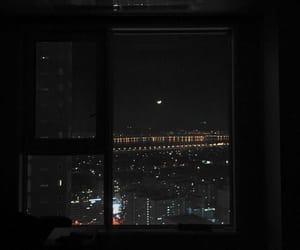 dark, aesthetic, and city image