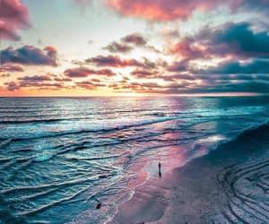 naturaleza, paisaje, and playa image