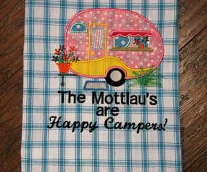 trailer, funny kitchen towel, and etsy image