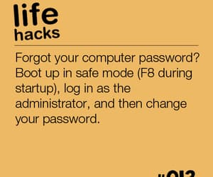 computer and hacks image