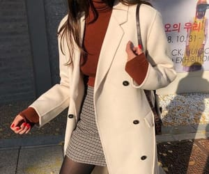 fashion, girl, and cute image