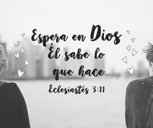 god, God is Love, and dios es amor image
