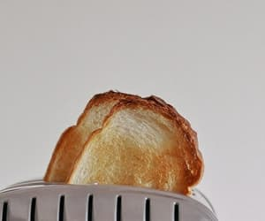 aesthetic, toast, and food image