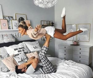 couple, goals, and home image