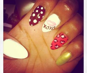 nails, trend, and stiletto nail designs image