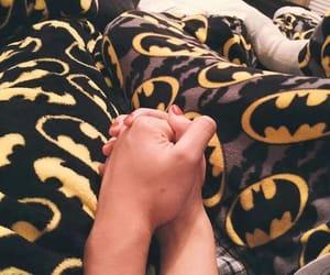 pareja, pijama, and novios image