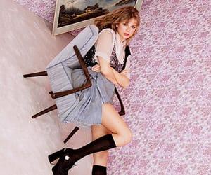 Taylor Swift, Elle, and photoshoot image
