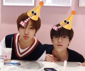 noren, lee jeno, and nct image