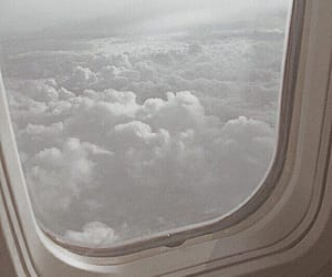 clouds, aesthetic, and white image