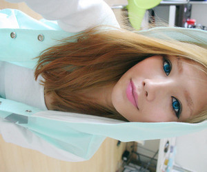cute, girl, and ulzzang image