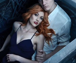 shadowhunters, katherine mcnamara, and luke baines image