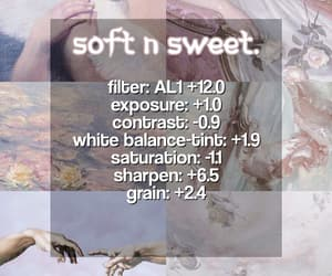 Effects, filter, and soft image