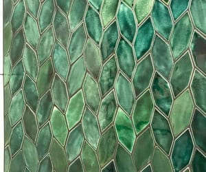 aesthetic, green, and scales image