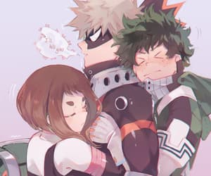 fanart, boku no hero academia, and my hero academia image