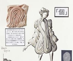 fashion, inspiration, and sketch image