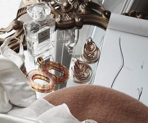jewelry, earrings, and chanel image