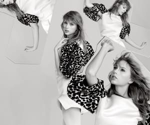 Taylor Swift and Elle image