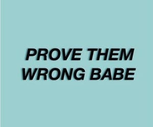 quotes, babe, and blue image