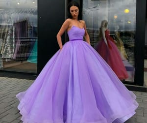 beautiful, fashion, and lilac image