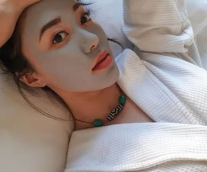 beautiful, korean skin care, and skincare image