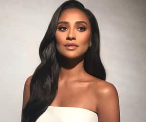 beauty and shay mitchell image