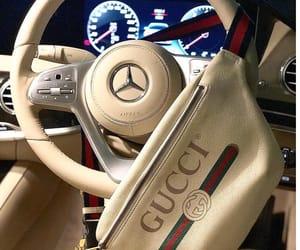 car, gucci, and fashion image