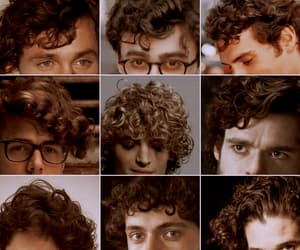 Anton Yelchin, hair, and this is too cute image